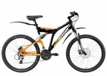 велосипеды Merida
